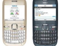 Nokia C3-00 ve C3-01 ile Hem Dokunmatik Hem Klavye