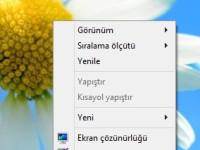 Windows Sağ Tıklamada ki Yavaşlık
