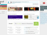 "Yeni WordPress Temam ""ysfBlog"""