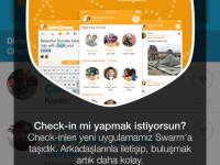 Foursquare + Swarm Artık İndirilebilir